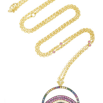 Tihi Rainbow Necklace | Moda Operandi