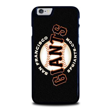 SAN FRANCISCO GIANTS 2 iPhone 6 / 6S Case Cover