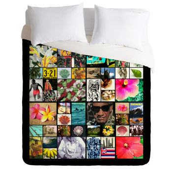 Deb Haugen My Hawaii Duvet Cover