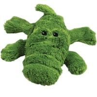 Kong Cozie Ali the Alligator Plush Dog Toy