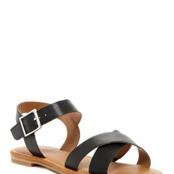 Abound | Meesha Flat Sandal - Multiple Widths Available | Nordstrom Rack