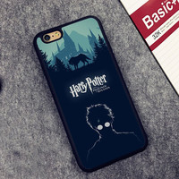 Harry Potter Printed Soft Rubber Mobile Phone Cases Accessories For iPhone 6 6S Plus 7 7 Plus 5 5S 5C SE 4 4S Cover Shell