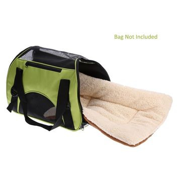 Dog Soft Washable Reversible Fleece Bed Mat