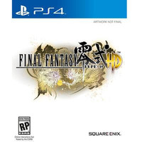 Final Fantasy Type0 HD PS4
