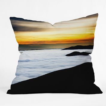 Leonidas Oxby Theres More To New York Than The City Throw Pillow
