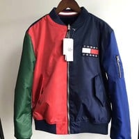 Tommy Jeans 90s Capsule Reversible Bomber Jacket