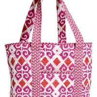 Infant Masalababy Quilted Tote & Diaper Bag
