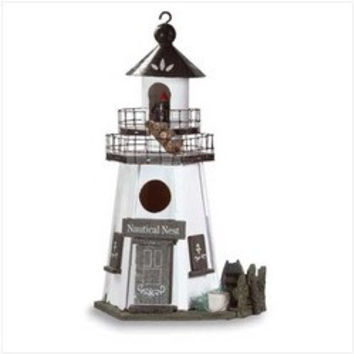 Nautical Nest Birdhouse (pack of 1 EA)