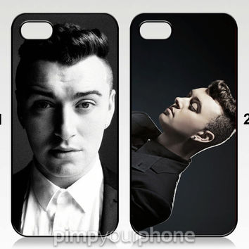 Sam Smith - iPhone 4 4S 5 5S 5C 6 Hard Cover Case