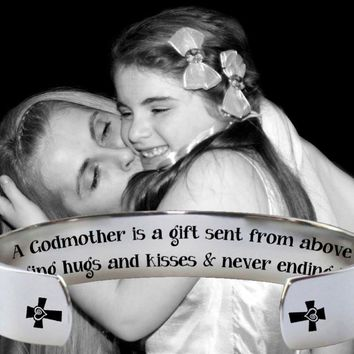 A Godmother is a Gift Bracelet | Godmother Gifts