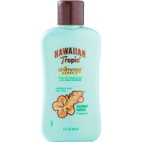 Travel Size Shimmer Effect Coconut Papaya After Sun Lotion