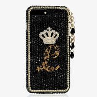 Leopard Queen Personalized Monogram Design with Charm (style MO_2019)