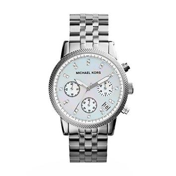 Michael Kors Women's Ritz Watch - Silver