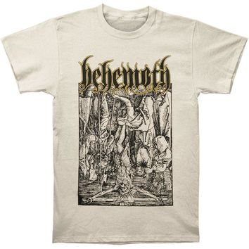 Behemoth Men's  Lvcifer Tee (Natural) T-shirt Natural