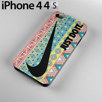 Nike Just Do IT Case For iPhone 4 / 4S, 5C, 5 / 5S NJ8