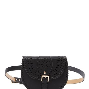 Linea Pelle | Saddle Belt Bag With Cutouts | Nordstrom Rack