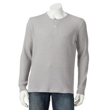 Chor Knitted Henley