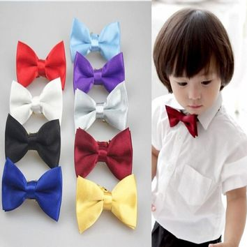 Hot Sale Lovely Cute Boy Kids Baby Bow Tie Necktie Bowtie On & Time-limited 2017 New