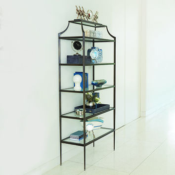 Global Views Lescot Etagere 9.92778 | Bellacor