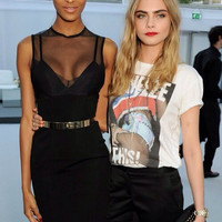Jourdan and Cara