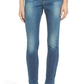 rag & bone/JEAN 'The Dre' High Rise Slim Boyfriend Jeans (Bainbridge) | Nordstrom