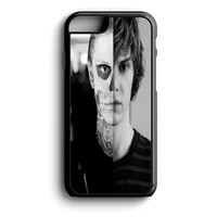 American Horror Story skull iPhone 4s iPhone 5 iPhone 5c iPhone 5s iPhone 6 iPhone 6s iPhone 6 Plus Case | iPod Touch 4 iPod Touch 5 Case