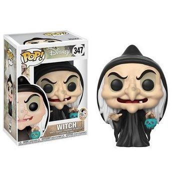 Disney Snow White Evil Queen POP Vinyl Figure, Family Movies by Funko