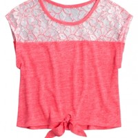 girls tops & tees