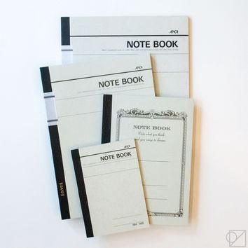Apica Recycled NOTE BOOK