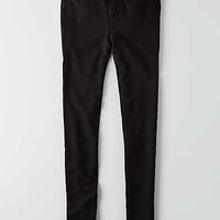 AEO Knit X Jegging, Onyx Black
