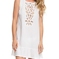Roxy Goldy Soul Tank Swim Dress