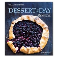 Williams-Sonoma Dessert of The Day Cookbook
