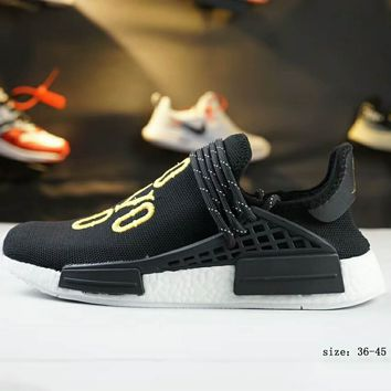 Adidas Human Race NMD 2018 trendy casual high quality running shoes F-HAOXIE-ADXJ #4