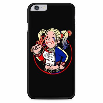 Harley Quinn Vault Girl iPhone 6 Plus / 6S Plus Case