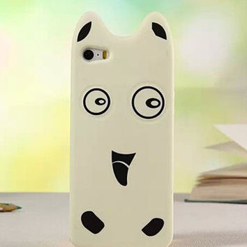 Cute Ssilicon Case Cover for iphone 5s 6 6s Plus Gift 192