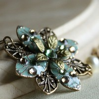MADISONGREEN Romanticvintage by AmberSky on Etsy