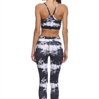 Stormy Printed Workout Pants