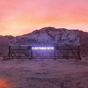 Everything Now Day Version - Arcade Fire, CD