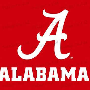 The University of Alabama Crimson USA Football Club College Flag 3'X5' custom sports Flag