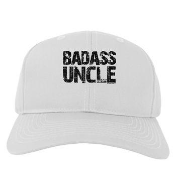 Badass Uncle Adult Baseball Cap Hat by TooLoud