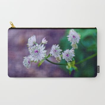 Astrantia Carry-All Pouch by Kristopher Winter