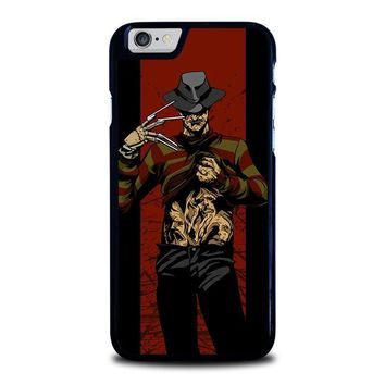 freddy krueger 1 iphone 6 6s case cover  number 1
