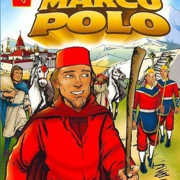 The Adventures of Marco Polo (Graphic History)