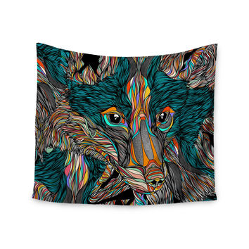 "Danny Ivan ""Fox"" Wall Tapestry"
