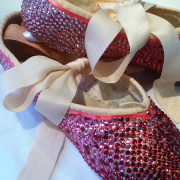 Hennessy Jade … Decorated Pointe Shoes