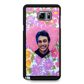 James Franco Freak And Geeks Samsung Galaxy Note 5 Case