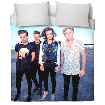 One direction bedspread