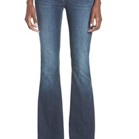 Junior Women's Articles of Society Red Label 'Kick' Flare Jeans ,