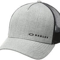 Oakley Men's Chalten Cap, Grigio Scuro, One Size