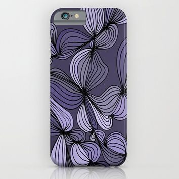 Vintage (purple) iPhone & iPod Case by DuckyB (Brandi)